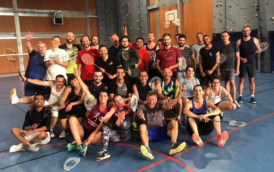 Tournoi de Fin Saison de Badminton