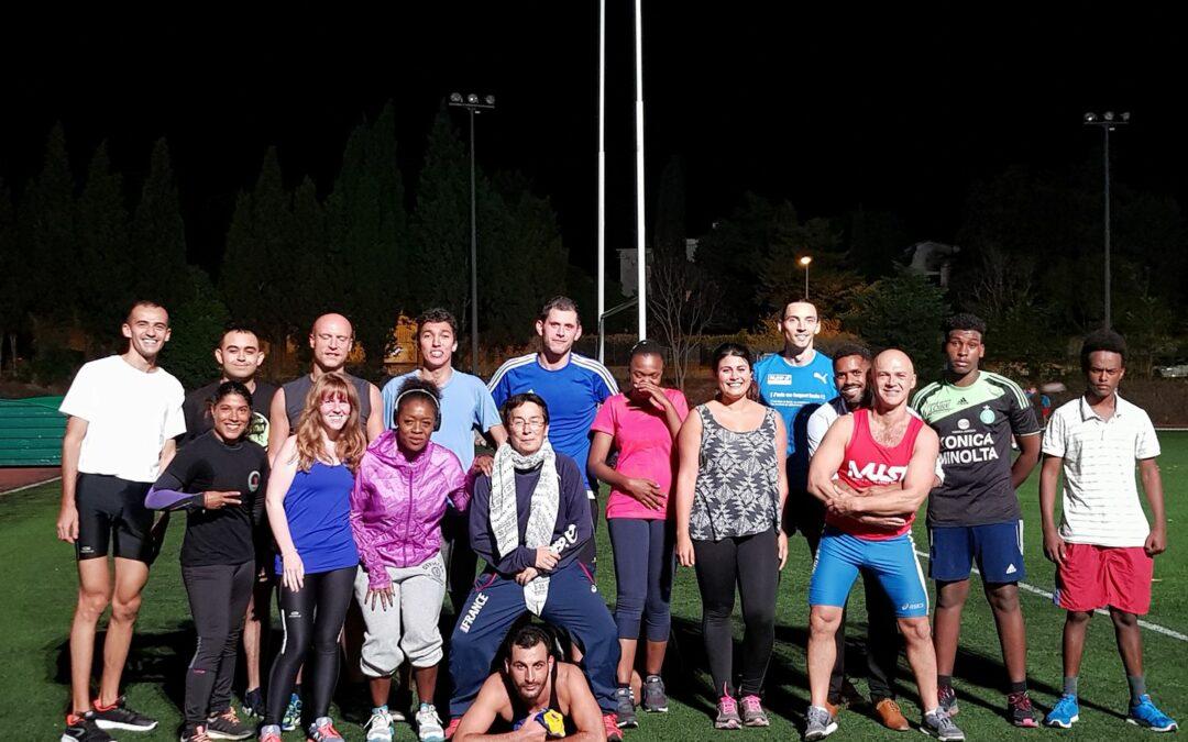 L'Athlétisme a MUST… WOW les filles !
