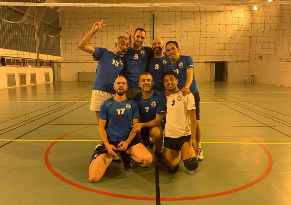 MUST 1ère Équipe LGBT PACA en Final pour la Coupe Départementale ISOARDI-UFOLEP 2019 !