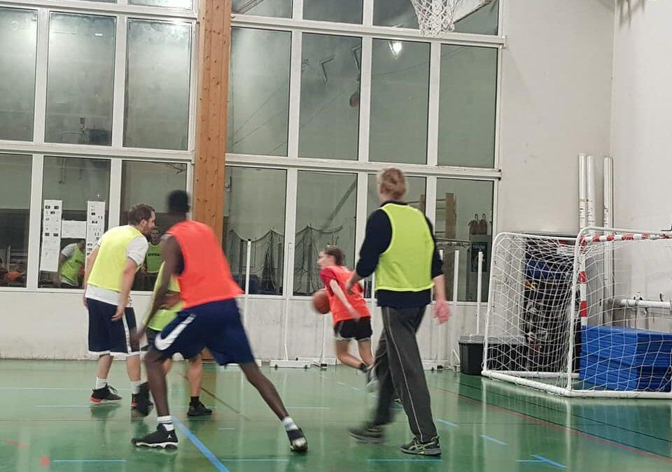 Le Basket a MUST est trop Fun !