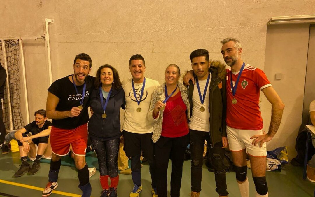 Tournoi de Volley de fin 2019 !